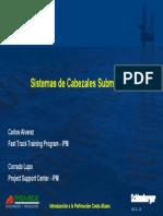 05 Sistemas de Cabezales Submarinos v 3.0
