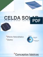 Presentacion Celdas Solares