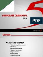 Credential Indonesia 5 2014