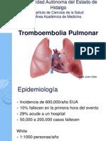Tromboemebolia pulmonar