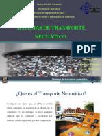 Sistemas de Transporte Neumático