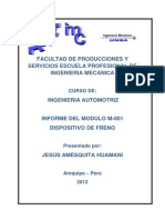 Dispositivos de Frenado
