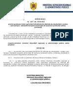 Standarde Anulate Inlocuite 2013