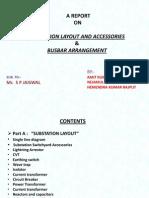 Substation Arrangement Designs