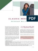 Caso Claudia Mendez