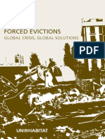 Forced Evictions