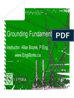 Grounding Fundamentals Course Presentation
