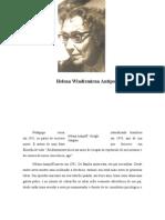 Biografia - Helena Antipoff