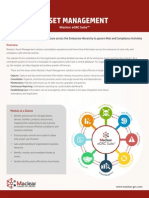 Maclear EGRC Suite Asset Management