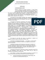 DC Regulation 2012 (Real Estate)