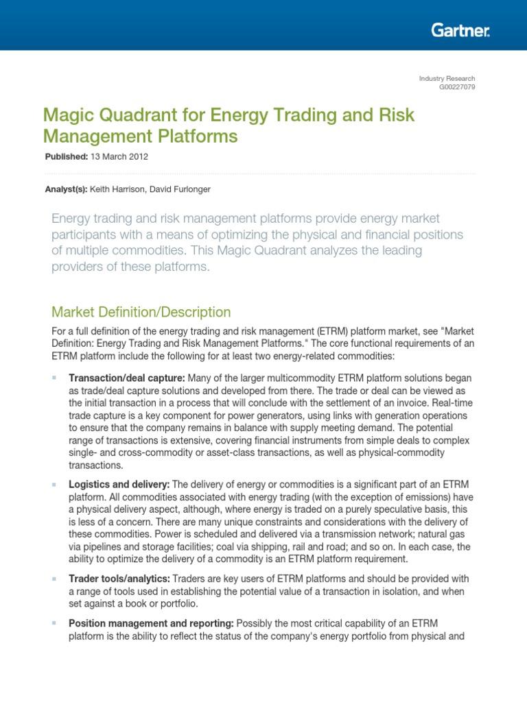 Magic Quadrant for Energy Tr 227079 (3) | Sas (Software) | Software ...