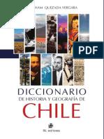 Diccionario de Historia y Geografía de Chile (2a. Ed.) - Quezada Vergara, Abraham