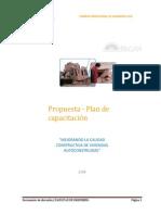 Propuesta Capacitación CIP