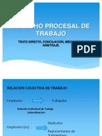 1ra Clase de Derecho Procesal Del Trabajo