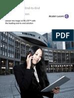 4G LTE Solution Brochure
