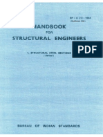 Indian Structural Hand Book