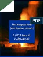 Safety Management System (SMS) Presentation -5 Sept 06