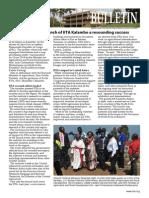 IITA Bulletin 09 June 2014 - Bukavu Special