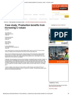 Case Study_ Production Benefits From Increasing C-Values - Oil & Gas Journal