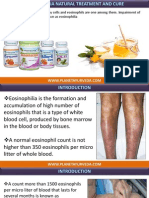 Natural Treatment for Eosinophilia & Cure