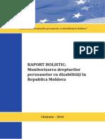 Raport holistic