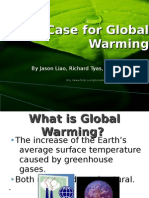 The Case for Global Warming