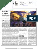 Escurrir El Bulto (Javier Goma, 22 Dic 2012)