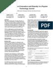 journal landscape paper  jite iip-2