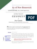 Tutorial Geodesy
