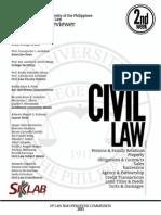 2013 UP Civil Law