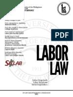 2013 UP Labor Law