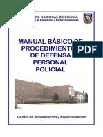 Manual Basico de Defensa Personal Policial