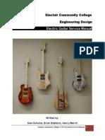 Electric Guitar Service Manual