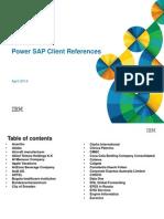 Power Sap Client References