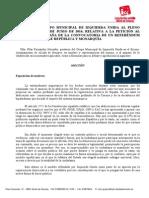 Moción de IU Relativa a La Celebración de Un Referendum Sobre República y Monarquía