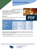F. Tecnica Lewatit Ionac NM 91