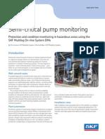 CM3119 SKF Multilog DMx-Semi-critical Pump Monitoring