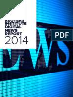 Reuters Institute Digital News Report
