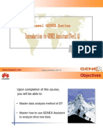 06- OWJ200302 Introduction to GENEX Assistant ISSUE 1.0