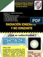 RADIACTIVIDAD - EXPOSICION fisica
