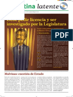Revista Argentina Latente Nº 2