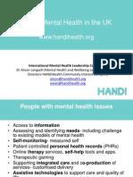 Digital Mental Health