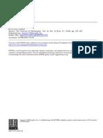 Journal of Philosophy 31-13-1934 337