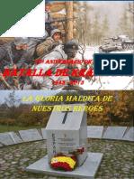 Batalla de Krasni Bor - Desconocido