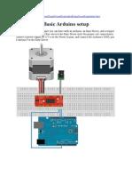 Arduino Easy driver