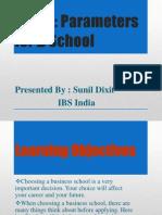 Presentation by Sunil Dixit