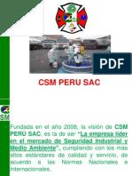 Csm Peru Sac