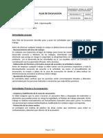 CRO PGP SSMA 17 1 Plan de Excavacion