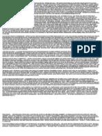 FINA 5410 First Exam Formula Sheet