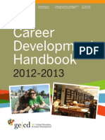 MIT Career Development Handbook